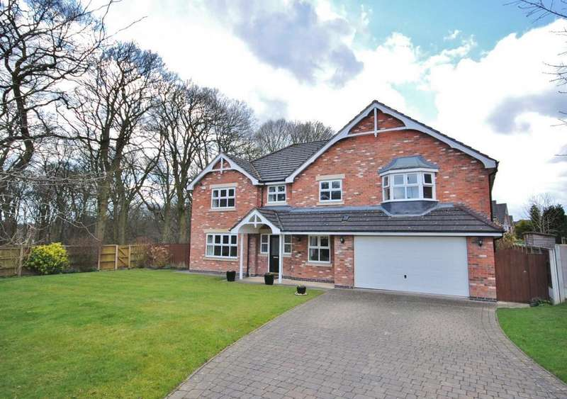 5 Bedrooms Detached House for sale in Fairhaven Close, Tytherington