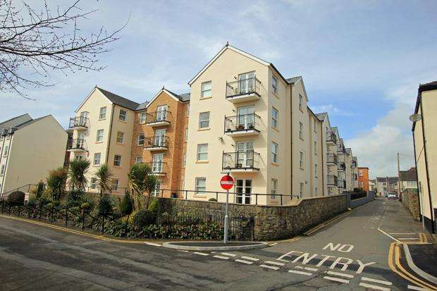 2 Bedrooms Apartment Flat for sale in Hafan Tywi, The Parade, Carmarthen, Carmarthenshire