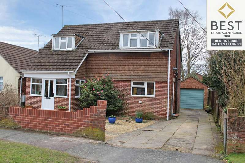 4 Bedrooms Detached House for sale in Orchard Way, Dibden Purlieu
