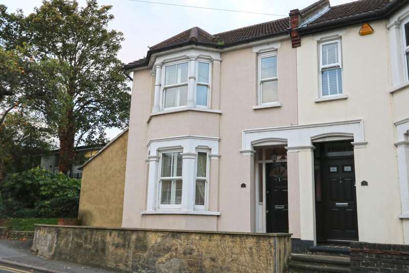 3 Bedrooms Semi Detached House for sale in Crown Hill, Rayleigh, Essex