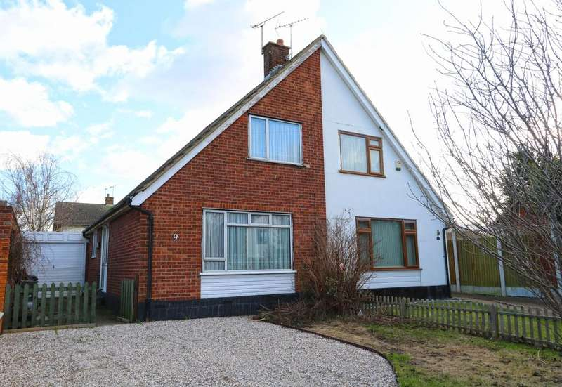 2 Bedrooms Semi Detached House for sale in Fairview Close, Benfleet SS7