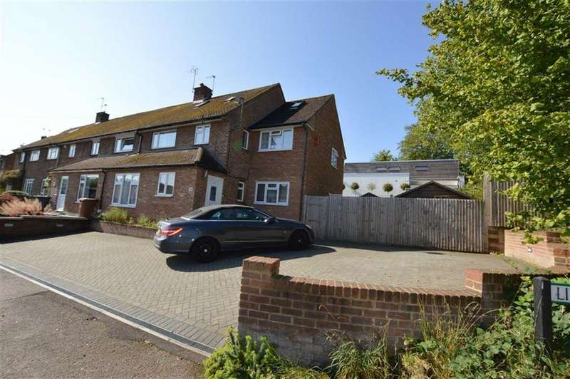 5 Bedrooms End Of Terrace House for sale in Links Way, Croxley Green, Rickmansworth Hertfordshire, WD3