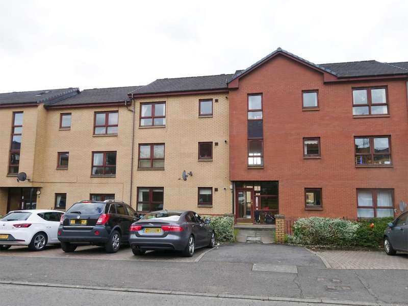 2 Bedrooms Ground Flat for sale in 0/1, 4 Hopehill Gardens, Glasgow, G20 7JR