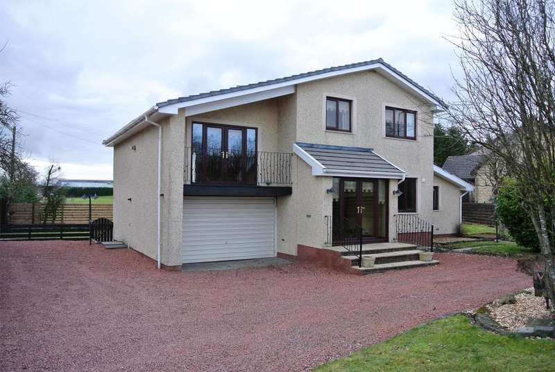 4 Bedrooms Detached House for sale in 23A Glasgow Road, Strathaven, ML10 6RS