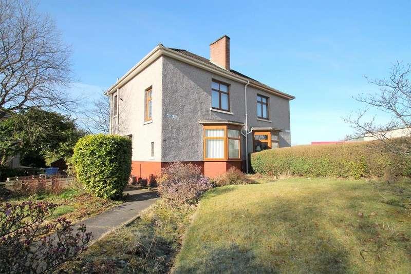 3 Bedrooms Semi Detached House for sale in 120 Killin Street, Glasgow, G32 9BA