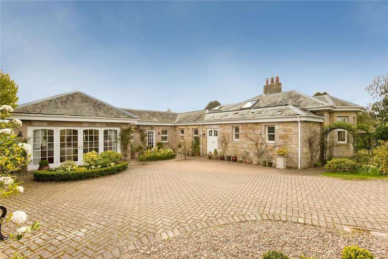 4 Bedrooms Unique Property for sale in Westray Lodge, Strathkinness Low Road, St. Andrews, Fife, KY16