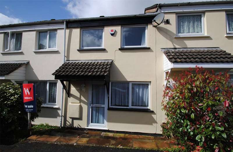 2 Bedrooms Terraced House for sale in Woolbarn Lawn, Barnstaple