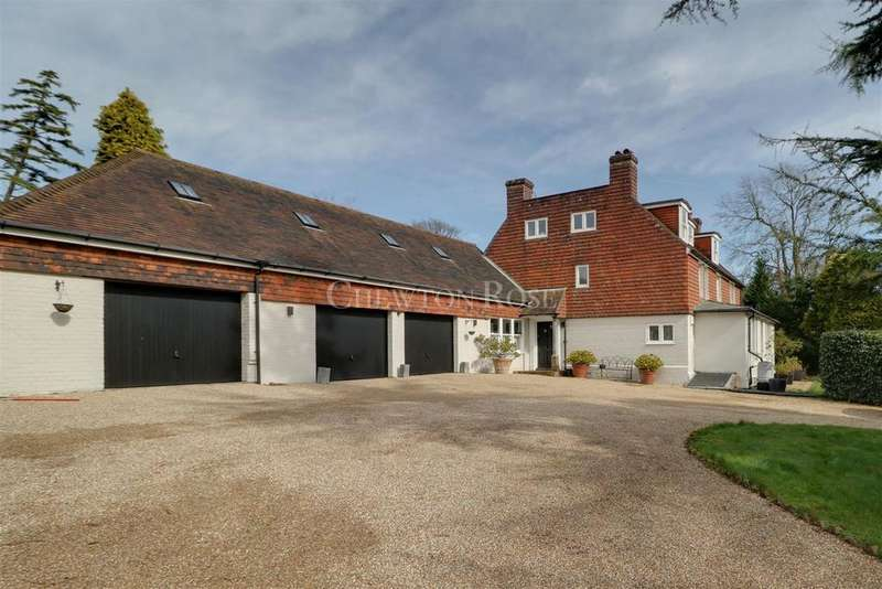 6 Bedrooms Detached House for sale in Cross In Hand, East Sussex TN21