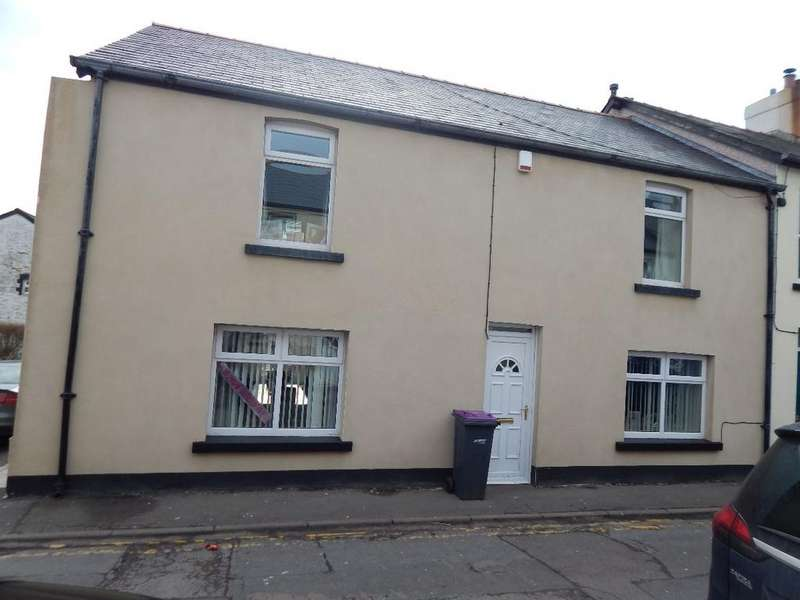 4 Bedrooms End Of Terrace House for sale in 38 Queen Street, Blaenavon