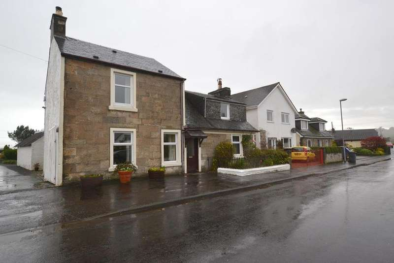 4 Bedrooms Detached House for sale in 12 Reek Street, Beith, KA15 2LG