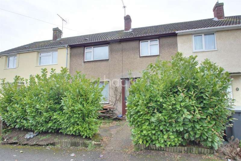 3 Bedrooms Terraced House for sale in Devon Close