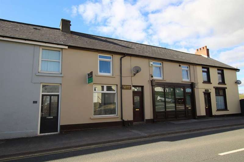 4 Bedrooms Terraced House for sale in Sennybridge, Brecon