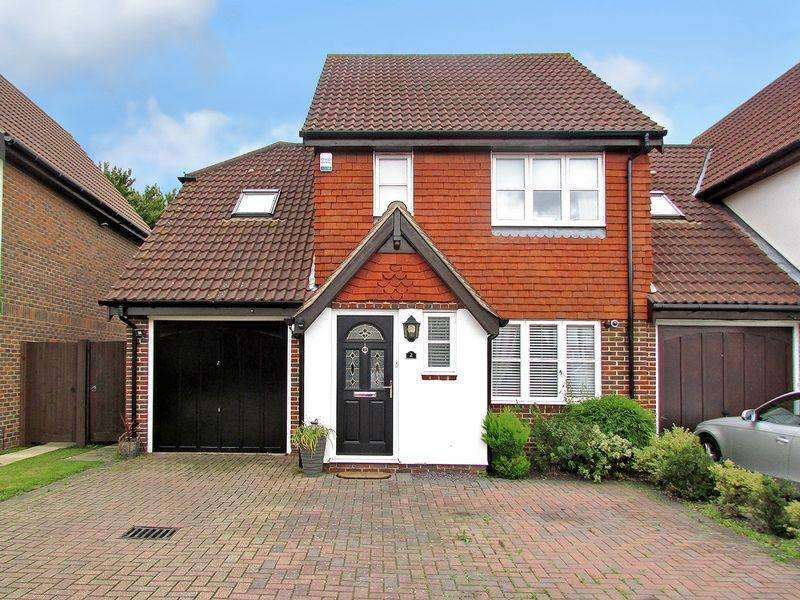 4 Bedrooms Detached House for sale in Landale Gardens, West Dartford