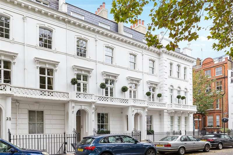 6 Bedrooms Terraced House for sale in Hereford Square, South Kensington, London, SW7