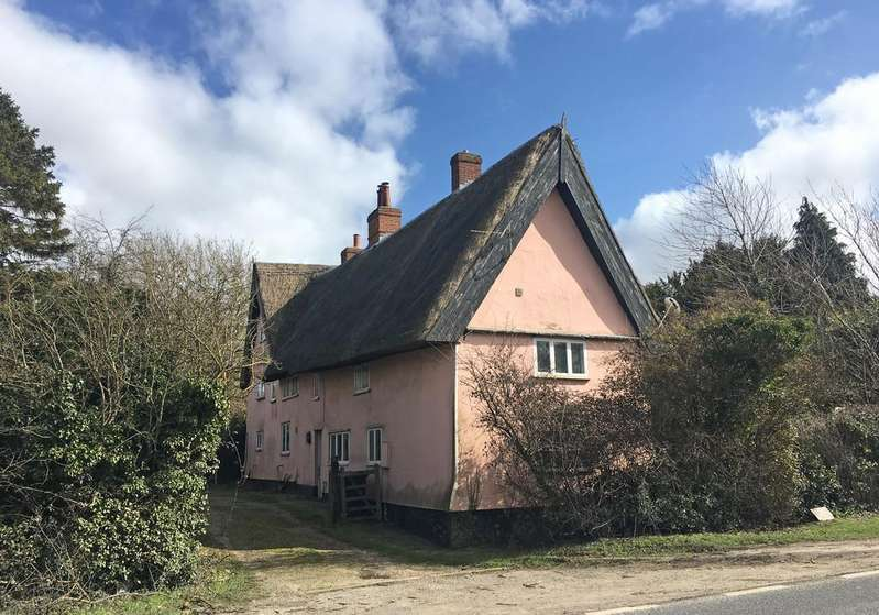 3 Bedrooms Semi Detached House for sale in Brockford, Nr Stowmarket, Suffolk