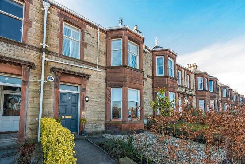 5 Bedrooms Terraced House for sale in 4 Blinkbonny Crescent, Ravelston, Edinburgh, EH4