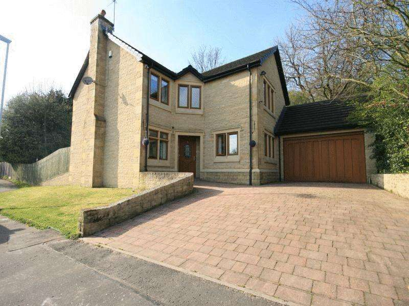 5 Bedrooms Detached House for sale in Paton Street, Shawclough. Rochdale, OL12 6XG