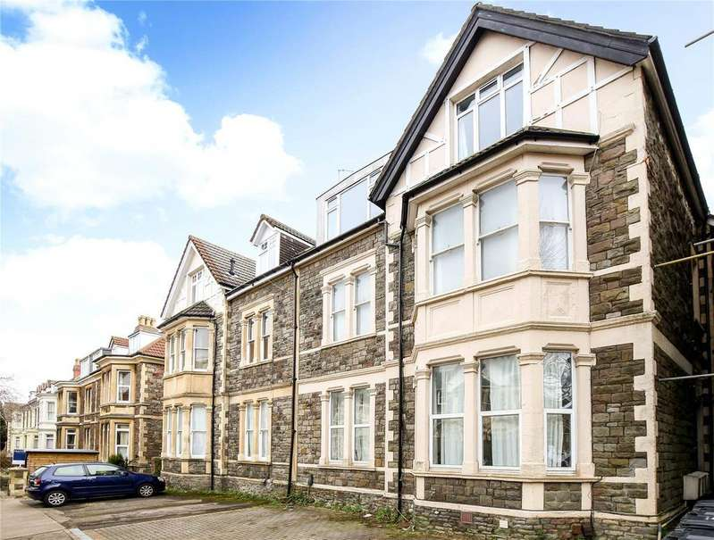 2 Bedrooms Flat for sale in Blenheim Road, Westbury Park, Bristol, BS6
