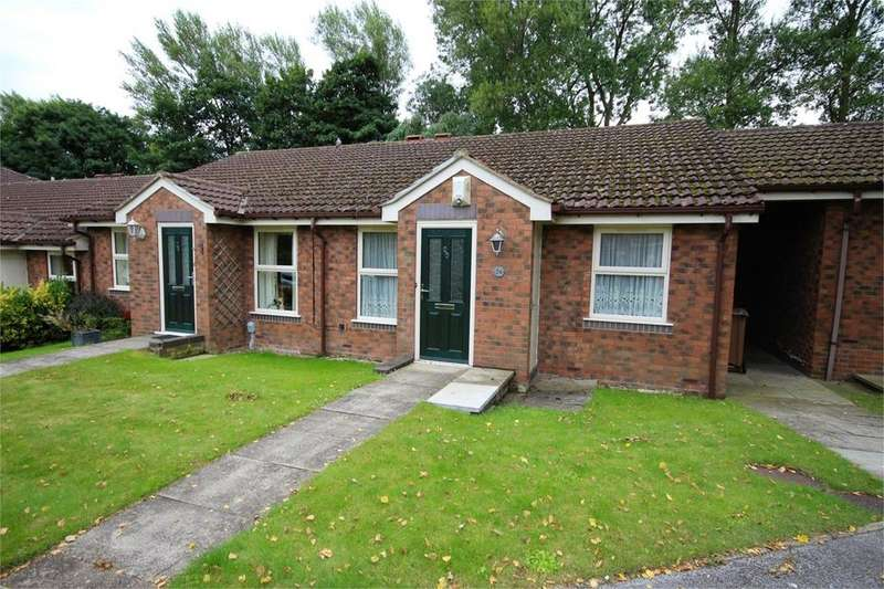 2 Bedrooms Semi Detached Bungalow for sale in Beverley Road, Willerby, Hull, HU10