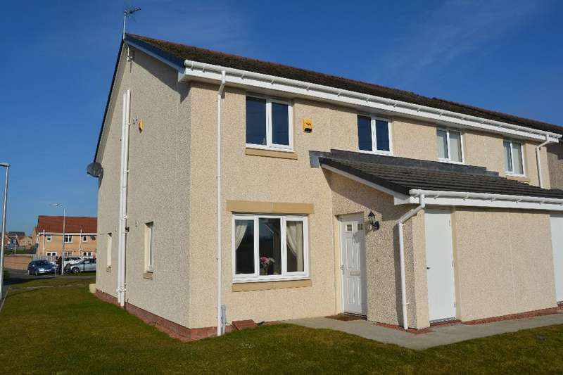 2 Bedrooms Villa House for sale in Kings Seat Place, Maddiston, Falkirk, FK2 0JG