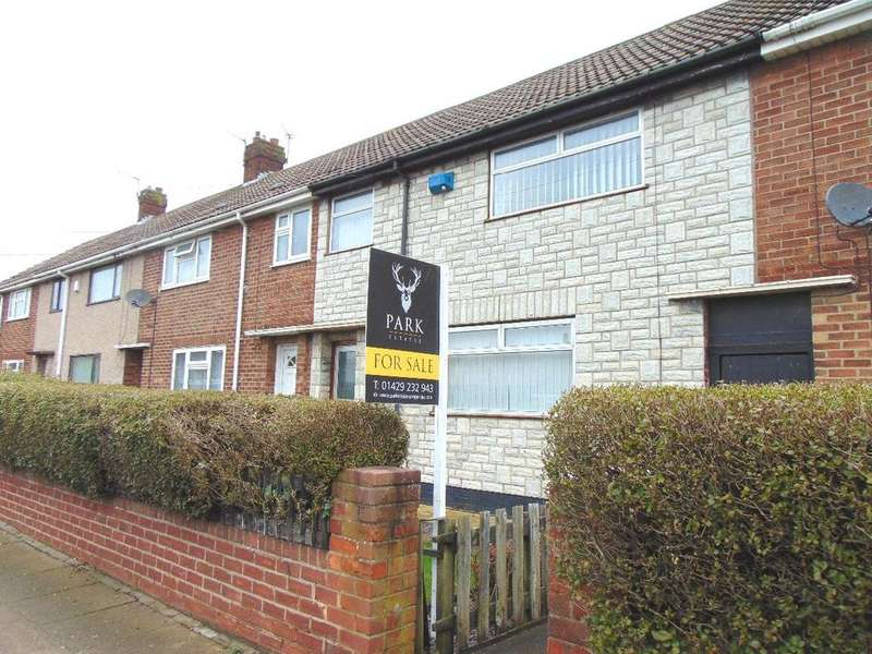 3 Bedrooms Terraced House for sale in King Oswy Drive, Hartlepool