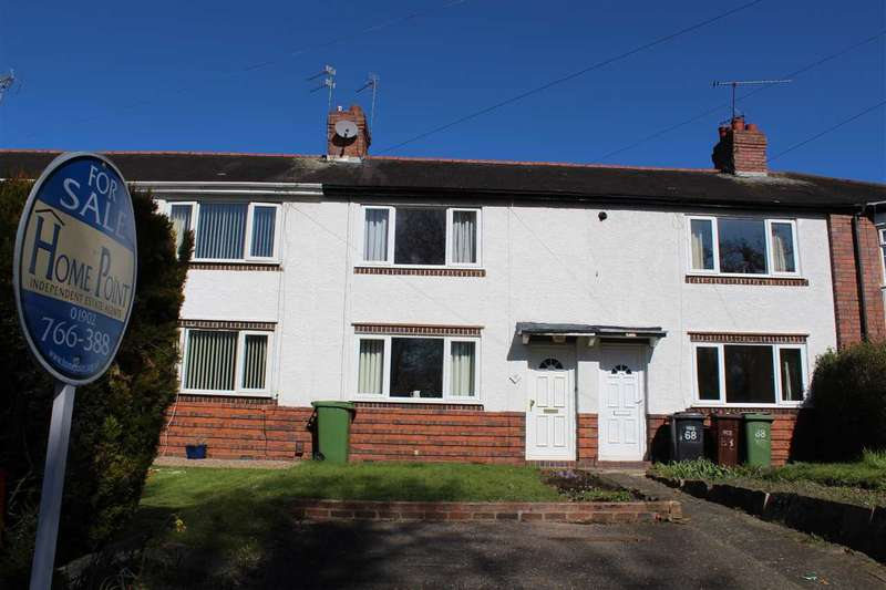 3 Bedrooms Terraced House for sale in Castlecroft Road, Wolverhampton