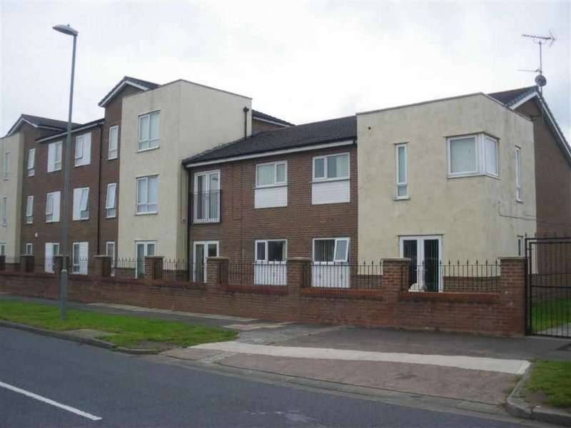 2 Bedrooms Apartment Flat for sale in Briton Court, Britonside Avenue, Britonside Avenue, Liverpool