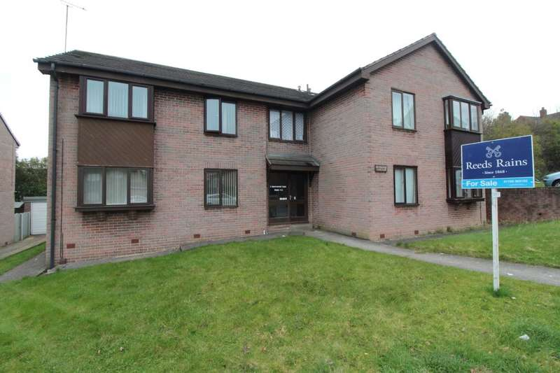 Flat for sale in Eastwood Vale, Rotherham, S65
