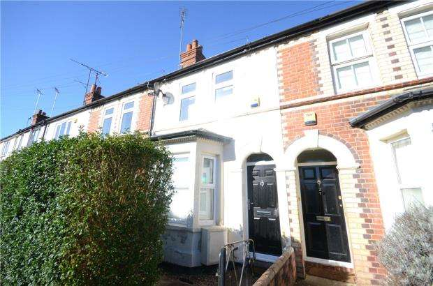 3 Bedrooms Terraced House for sale in St. Johns Road, Caversham, Reading