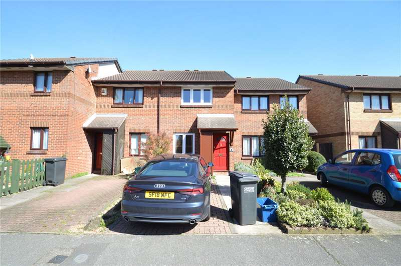 2 Bedrooms Terraced House for sale in Goodhew Road, Croydon