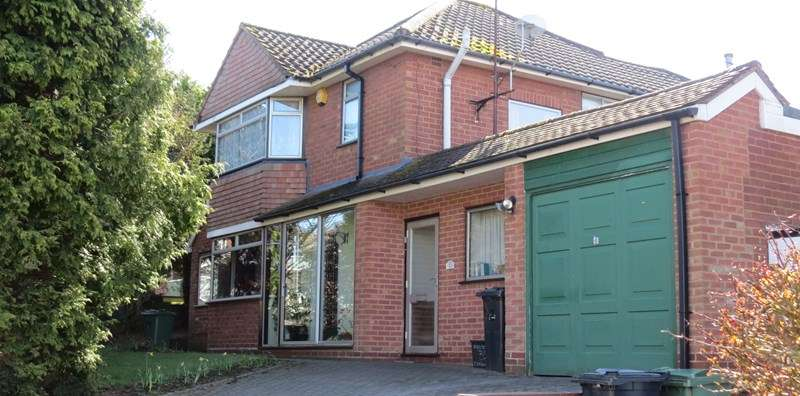 3 Bedrooms Detached House for sale in Brownswall Road, Dudley