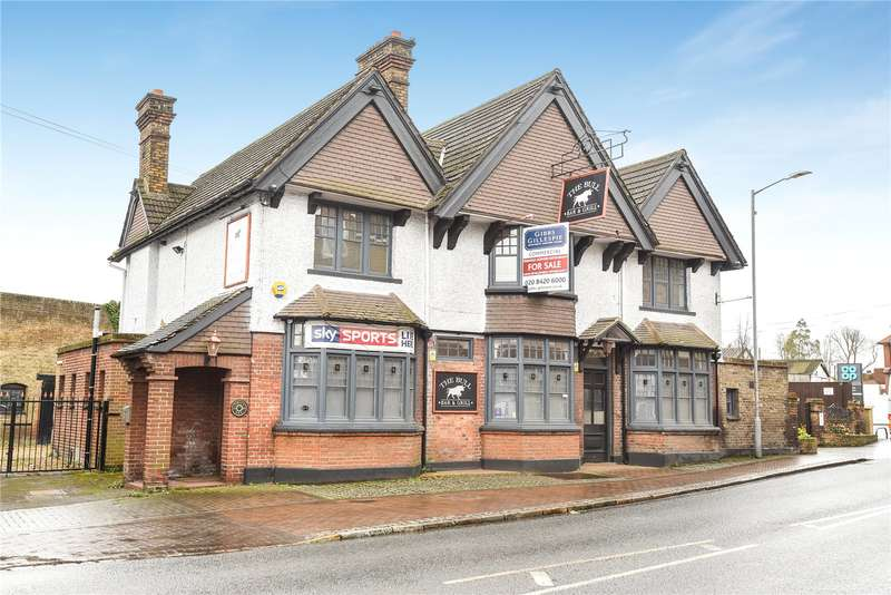 Light Industrial Commercial for sale in High Street, Iver, Buckinghamshire, SL0