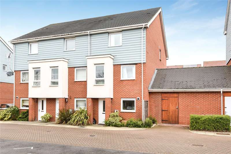 4 Bedrooms Mews House for sale in Wraysbury Drive, West Drayton, Middlesex, UB7