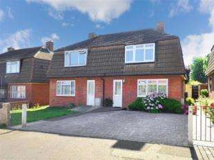 3 Bedrooms Semi Detached House for sale in Trevale Road, Rochester, Kent