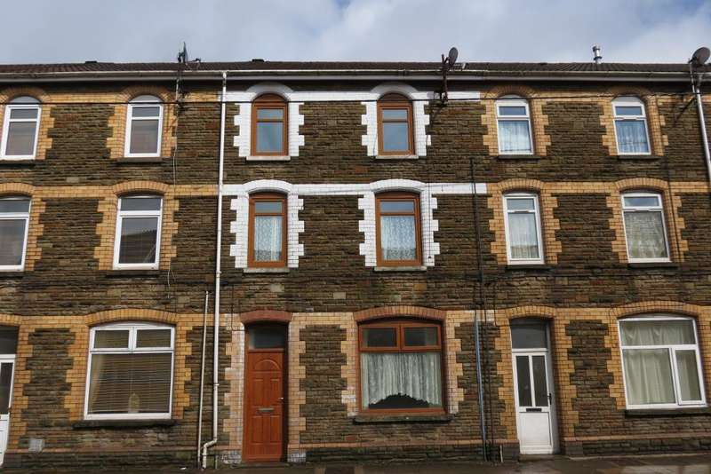 2 Bedrooms Apartment Flat for sale in Bethania Street, Maesteg, Maesteg Valley, CF34 9EJ