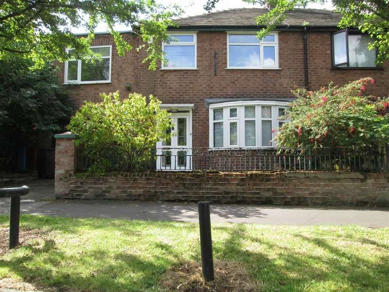 6 Bedrooms Semi Detached House for sale in Crescent Range, Victoria Park, Manchester, M14