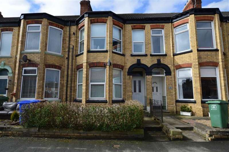 4 Bedrooms Terraced House for sale in Cliff Road, Hornsea, East Yorkshire