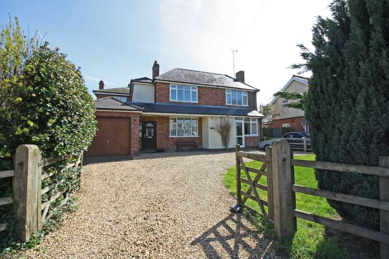 5 Bedrooms Detached House for sale in Station Road, Cholsey