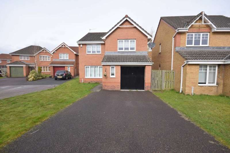 4 Bedrooms Detached House for sale in Arrol Wynd, Cambuslang