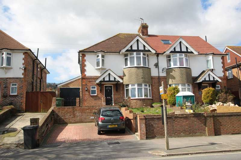 3 Bedrooms Semi Detached House for sale in Victoria Drive, Eastbourne, BN20 8QG