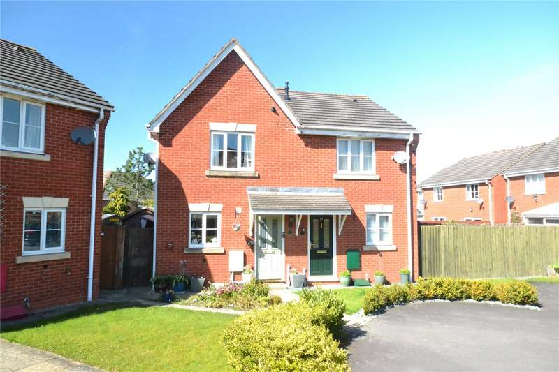 2 Bedrooms Semi Detached House for sale in 29 The Timbers, St. Georges, Telford, TF2