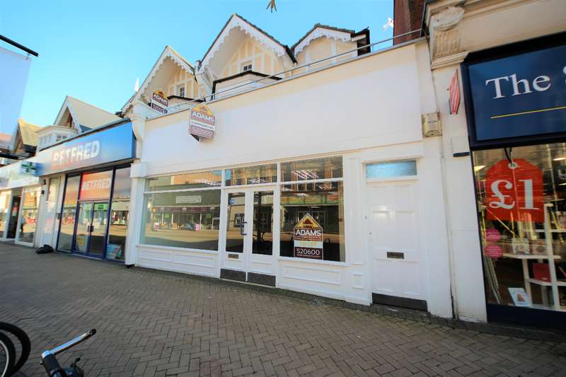 Commercial Property for rent in Christchurch Road, Boscombe, Bournemouth