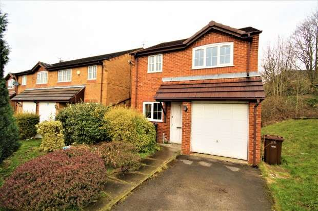 3 Bedrooms Detached House for sale in Finney Park Drive, Preston, PR2