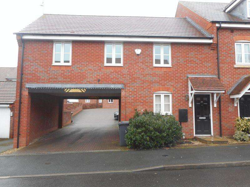 2 Bedrooms House for sale in Borough Way, Nuneaton
