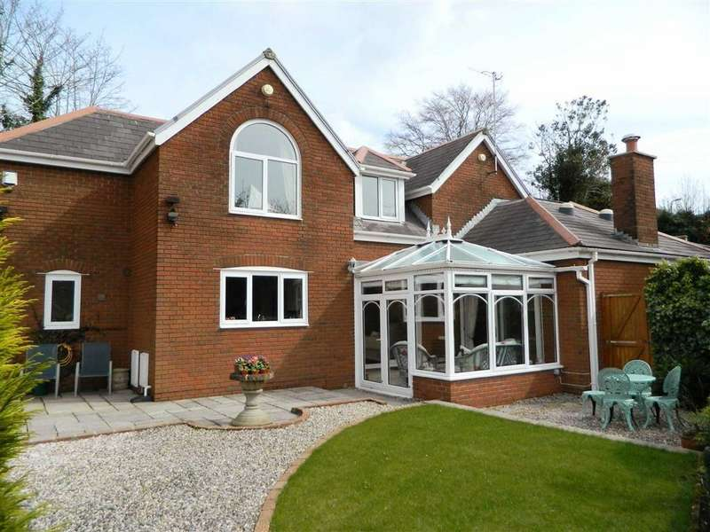 4 Bedrooms Detached House for sale in Higher Cadewell Lane, Torquay, TQ2