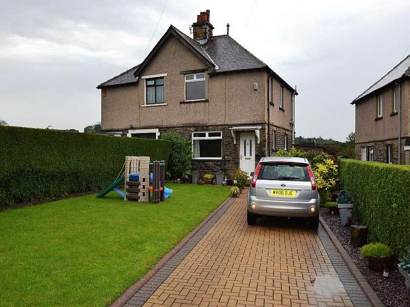 2 Bedrooms Semi Detached House for sale in Park Road, Thackley
