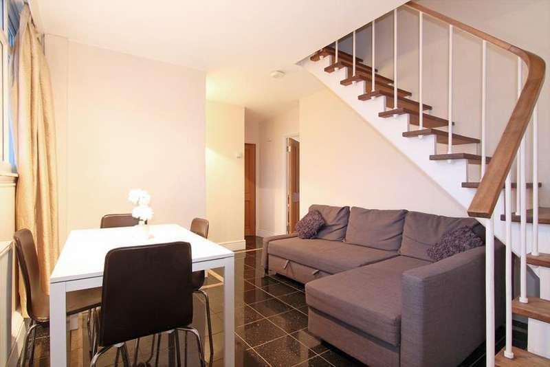 3 Bedrooms Maisonette Flat for sale in Kersfield Road, London