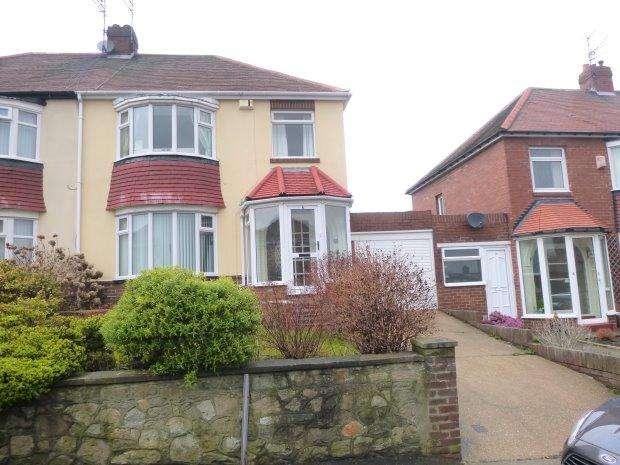 3 Bedrooms Semi Detached House for sale in FORTROSE AVENUE, BARNES, SUNDERLAND SOUTH