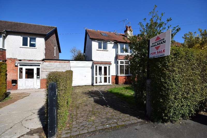 4 Bedrooms Semi Detached House for sale in Pool House Road, Poynton