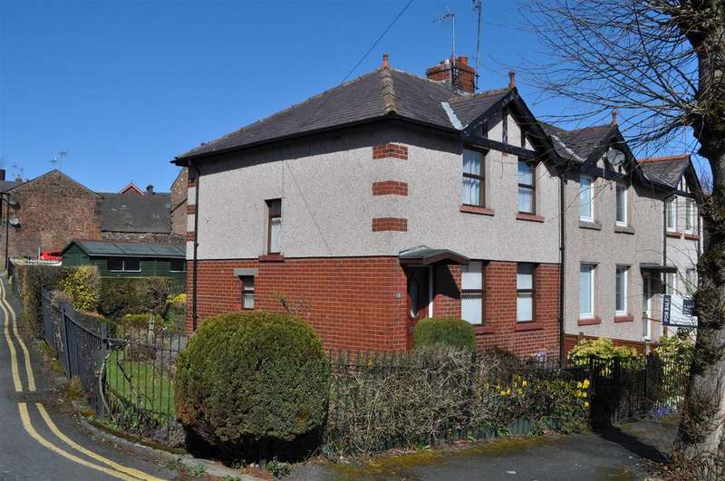 2 Bedrooms Semi Detached House for sale in Neville Avenue, Penrith